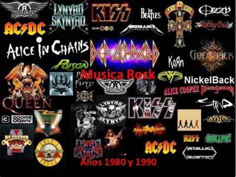 imagenes rockeras de los 80 musica rock informe sociales