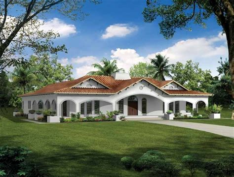 spanish design homes spanish house plans at eplans com southwest house plans