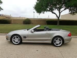 2006 Mercedes Sl500 For Sale 2006 Mercedes Sl500 Amg Pkg Houston New Used Cars