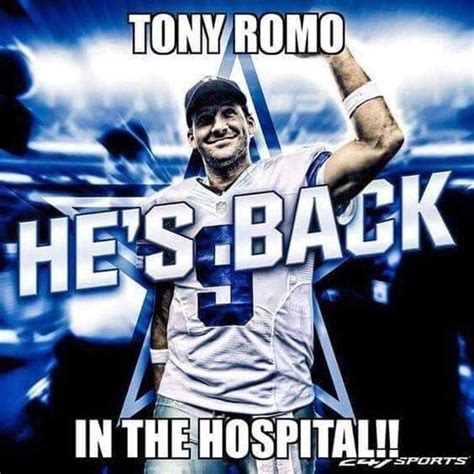 tony romo injury meme tony romo memes www imgkid the image kid has it