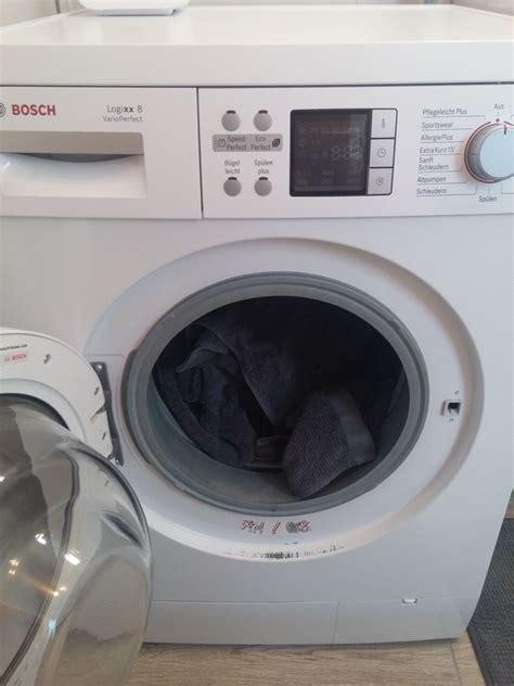 haeufige probleme und defekte bei waschmaschinen