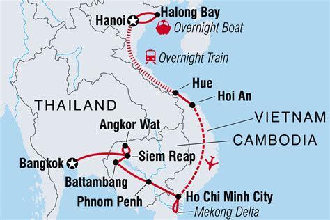vietnam tours travel intrepid travel