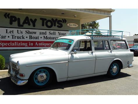 volvo  amazon wagon  sale classiccarscom cc