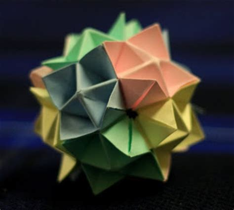 Spike Origami - the world of origami spike