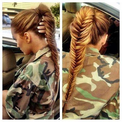can you french braid hair army french braid hairstyles