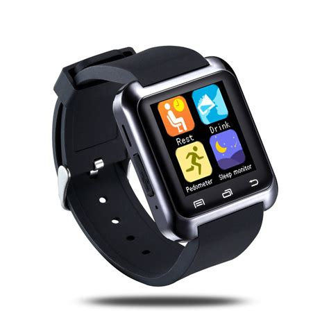 android smart watches 2015 new smartwatch u80 bluetooth smart bt