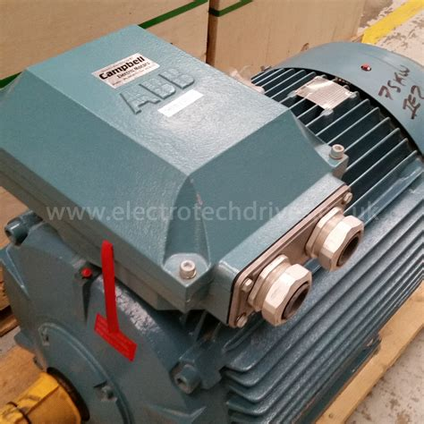 abb electric motors abb electric motor 75kw 100hp 1500rpm premium ie2 high