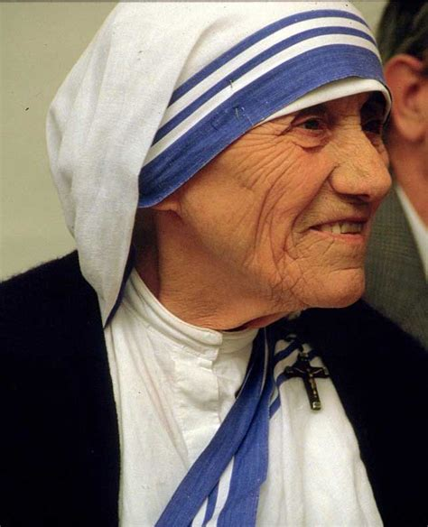 biography of mother teresa with picture mother teresa poem life