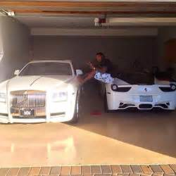 Lil Wayne Rolls Royce Hanley Ramirez S Lamborghini And Rolls Royce
