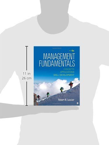 management fundamentals concepts applications and skill development books libro management fundamentals concepts applications