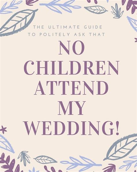 No At Your Wedding by Nick Twist