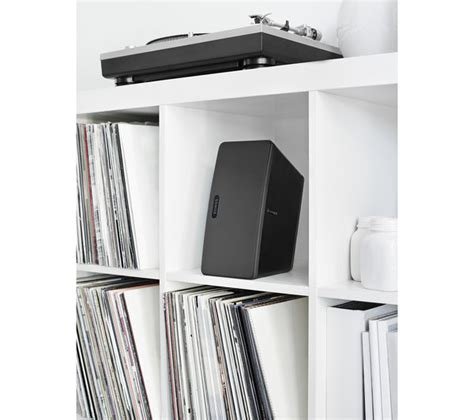 sonos multi room review sonos play 3 wireless smart sound multi room speaker black deals pc world