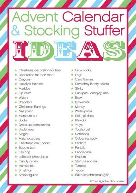 ideas for a calendar advent calendar gift ideas calendar template 2018