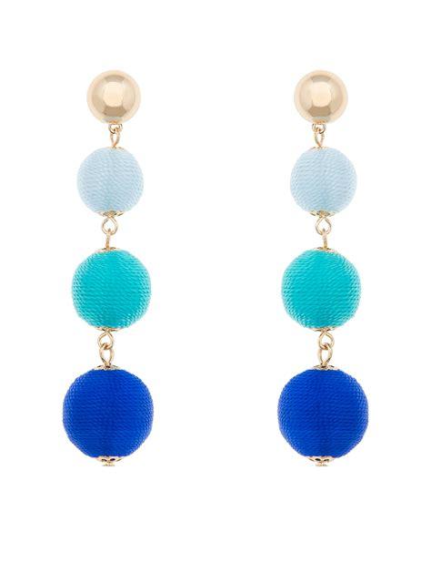 3 tier drop earrings s plus size jewelry eloquii