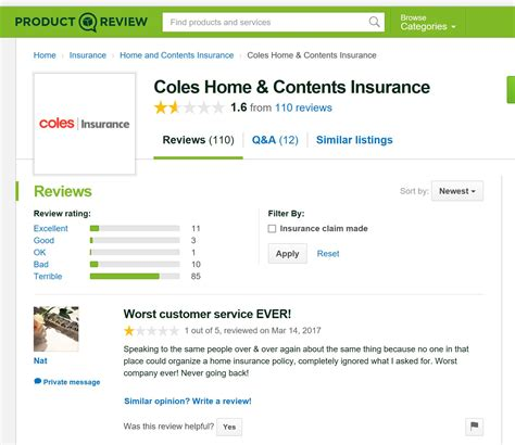coles house insurance coles contents insurance quote 44billionlater