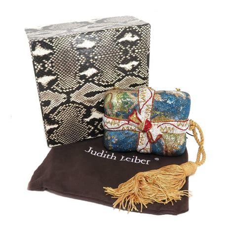 Judith Leiber Coin Purse Miniaudiere by Judith Leiber Millennium Minaudiere Clutch Purse At 1stdibs