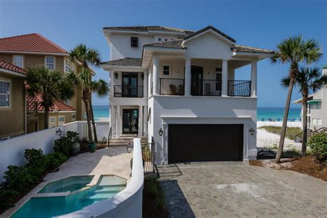 the beach house florida florida waterfront property in destin ft walton beach
