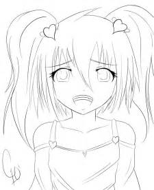anime coloring pages anime by chuloc on deviantart
