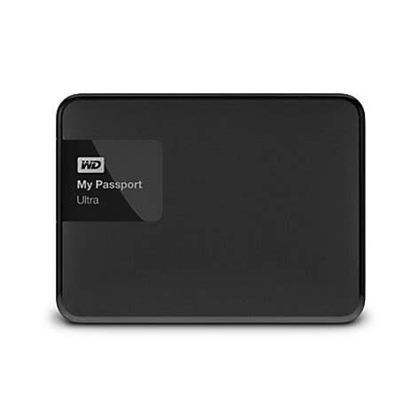 Wd My Passport Ultra 4tb Portable Drive Black wd my passport ultra 4tb portable external drive usb