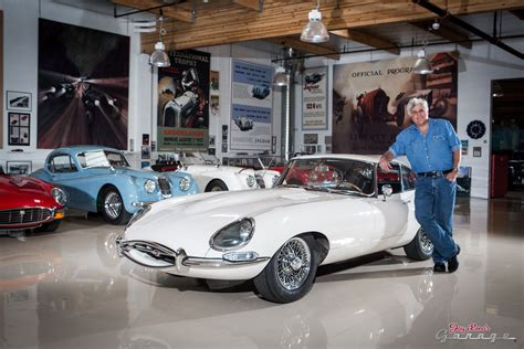 Foreign Car Garage by The 25 Coolest Cars In Leno S Garage Business Insider