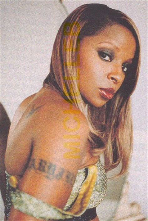 mary j blige tattoo removed tattoos j blige right arm and shoulder