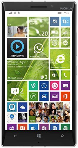 amazon nokia lumia 930 international unlocked version nokia lumia 930 rm 1045 32gb white factory unlocked 4g