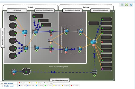 visio network map generator custom network maps network mapping tool business