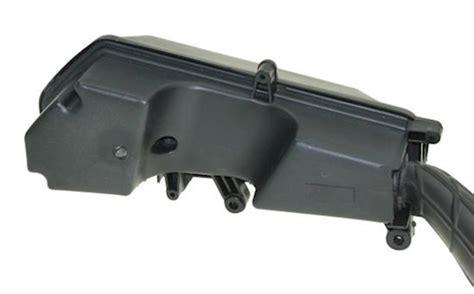 Motorrad Teile Aus China Zoll by Luftfilterkasten Luftfilterbox F 252 R 4t Chinaroller 10 Zoll