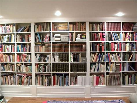 home library shelves 15 best of library shelves for home