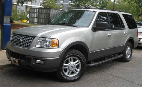 Expedition E6335 Silver Black Original file 2003 06 ford expedition jpg wikimedia commons
