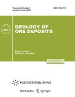 Metasomatism And Ore Formation At Contacts Of Dolerite