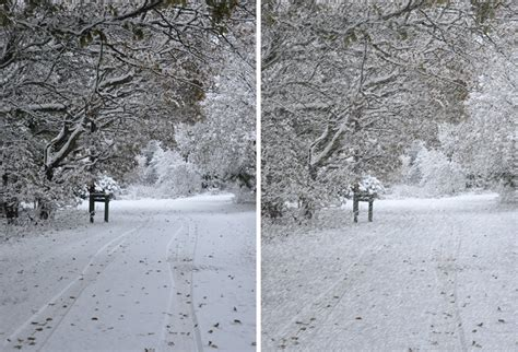 tutorial photoshop winter snow in photoshop is easy using the free steps this