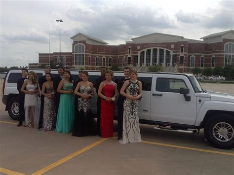 Prom Limo by Houston Prom And Graduation Limos Limo Service Houston