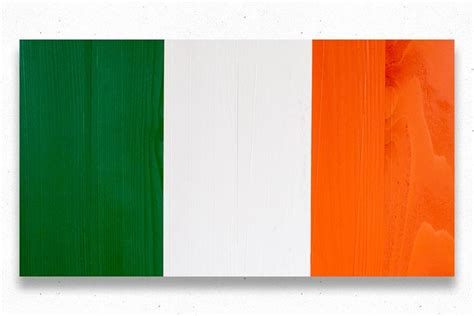 what do the colors mean on the irish flag the meaning of the irish flag s colors patriot wood