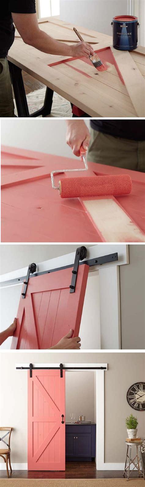 diy ideas tutorials   barn doors   home