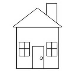 easy houses to draw simple drawing of a house clipart best