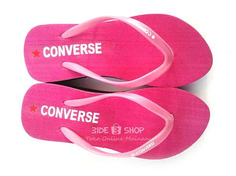 Sandal Jepit Murah 5 jual sandal jepit hak converse pink sendal wanita murah