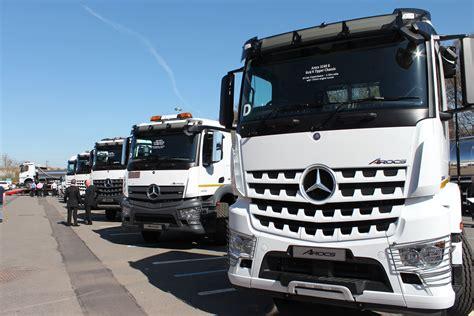 mercedes car lineup mercedes lineup with arocs commercial vehicle dealer