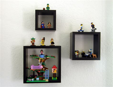 lego display minifig