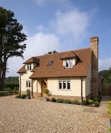 oak framed bungalows 25 best ideas about external render on