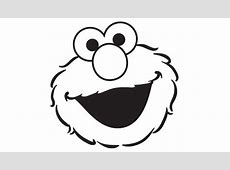 Elmo Coloring Pages - Bestofcoloring.com Elmo Face Coloring Page