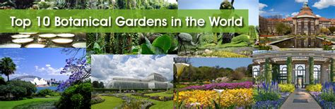 Top 10 Botanical Gardens In The World Top 10 Botanical Gardens In The World Easy Grow Ltd