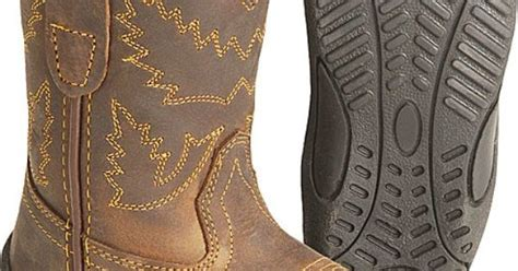 toddler shoes that look like cowboy boots but are better