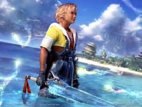 tidus images tidus wallpaper hd wallpaper and background