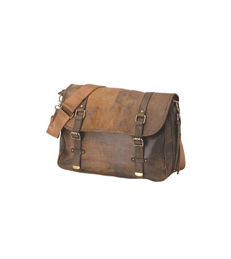 mens leather baby bag oioi jungle leather satchel bag