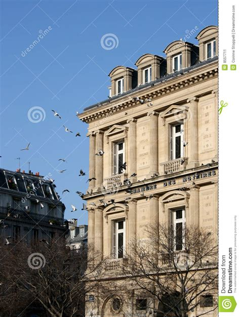 chambres des notaires chambre des notaires stock image image 8557711