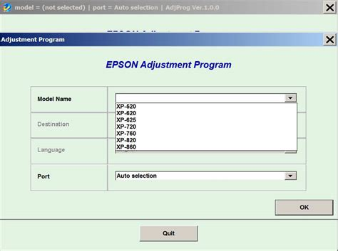 l120 resetter program epson l210 adjustment program download