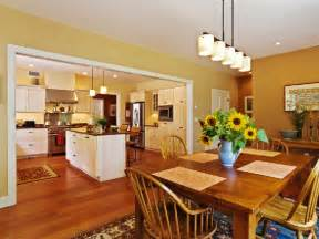Opening Kitchen To Dining Room Kitchens Open To Dining Room Design A Room Interiors