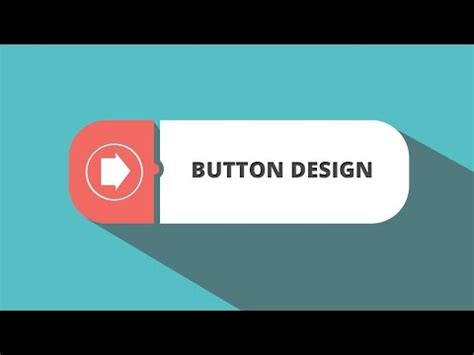 graphics design tutorial youtube graphic design tutorial ui element design tutorial for beginners button graphic