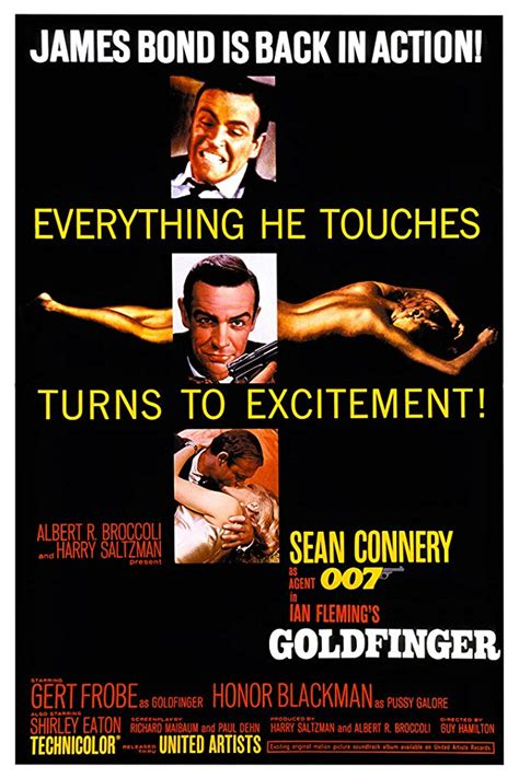 best james bond film imdb pictures photos from goldfinger 1964 imdb